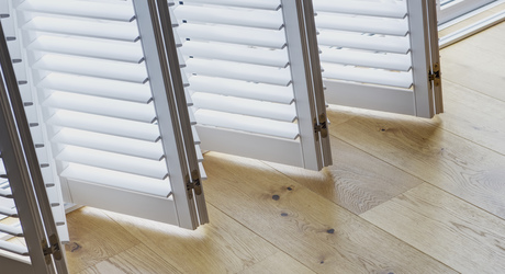 French Door Shutters | Made to Measure from Thomas Sanderson™