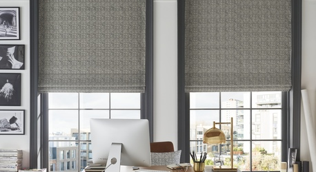 Home Office Blinds Made To Measure Thomas Sanderson