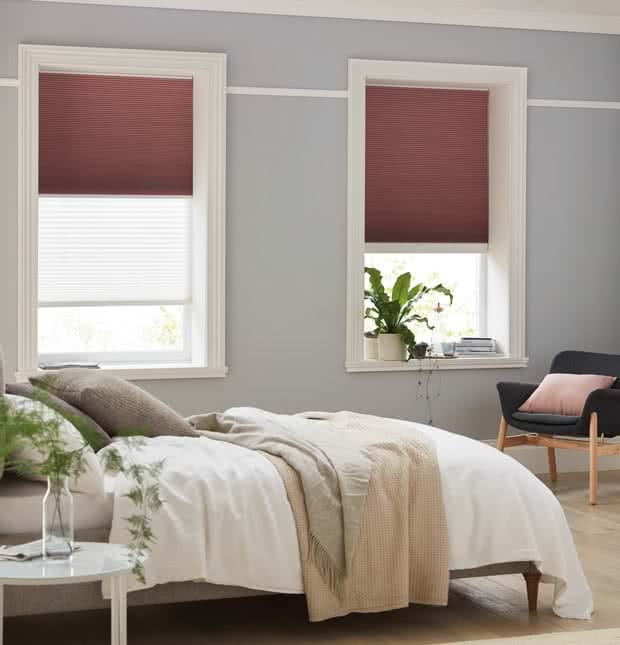 Twin Shade Blinds | Made to Measure | Thomas Sanderson™