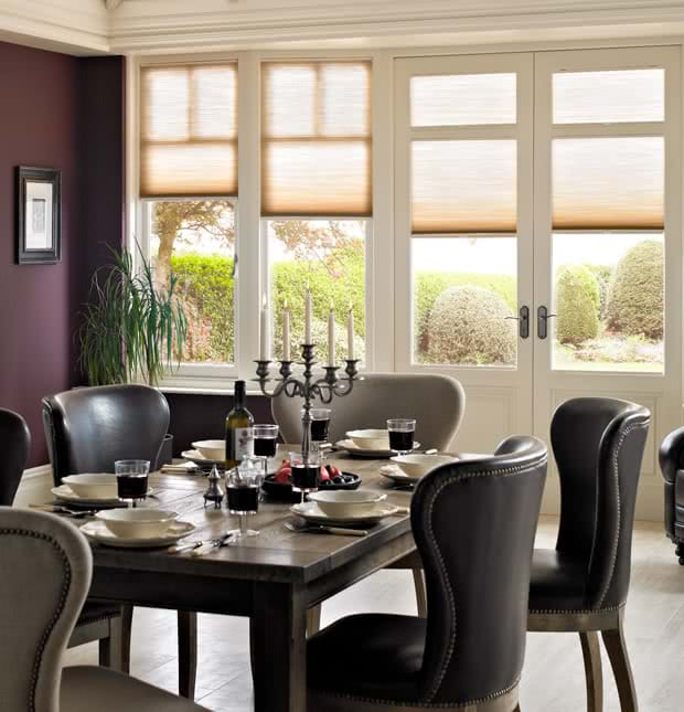 Dining Room Blinds Made To Measure Thomas Sanderson
