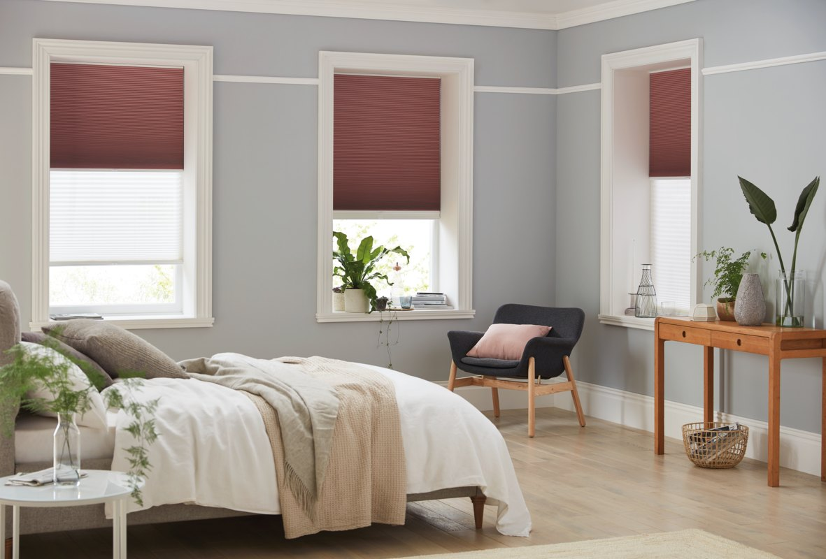 Ideas and Inspiration for Bedroom Blinds
