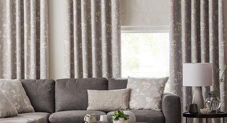 Living Room Curtains Made To Measure Thomas Sanderson